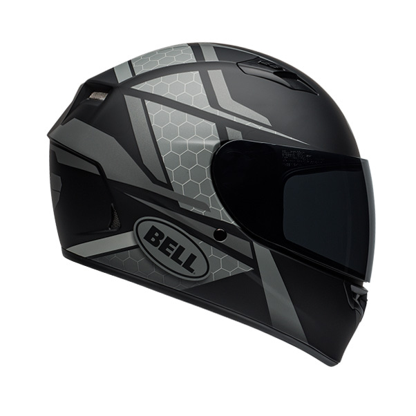 QUALIFIER FLARE MATTE BLACK/GRAY