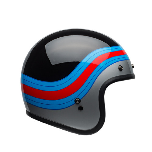 CUSTOM500 PULSE BLACK/BLUE/RED