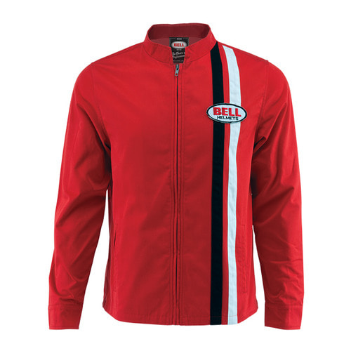 BELL ROSSI JACKET RED