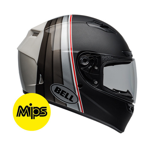 QUALIFIER DLX ILLUSION BLACK/SILVER/WHITE MIPS