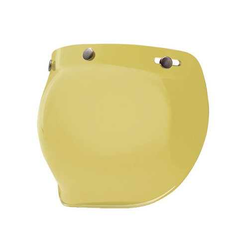 3-SNAP BUBBLE SHIELD HI-DEF YELLOW