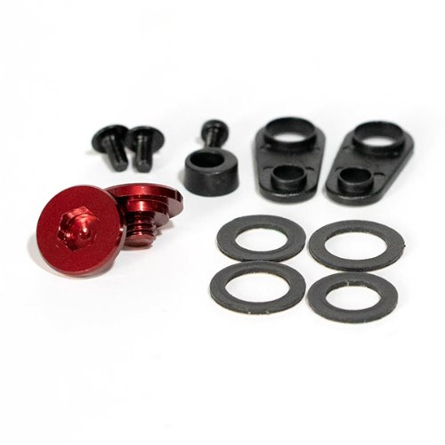 ELIMINATOR SCREW KIT RED