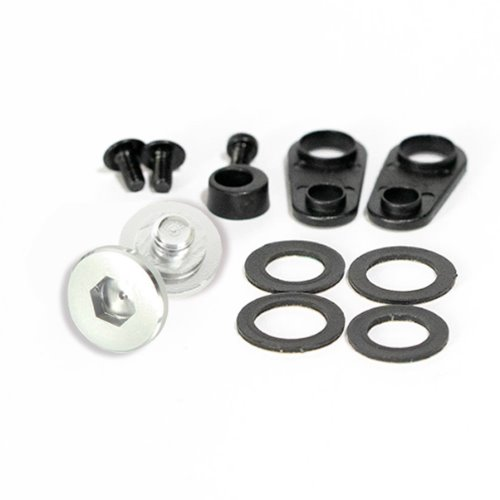 ELIMINATOR SCREW KIT SILVER