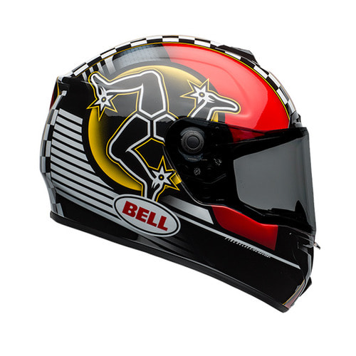 SRT ISLE OF MAN 2020 BLACK/RED